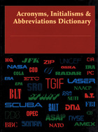 Acronyms, Initialisms & Abbreviations Dictionary, ed. 46