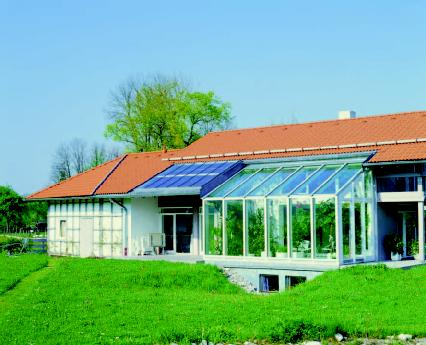 Solar collectors are used primarily to capture solar energy for use in solar hot water heaters. However, they can also be used to provide heat in a building and even to make the energy to cool a building.