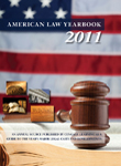 American Law Yearbook 2011: A Guide to the Year's Major Legal Cases and Developments cover
