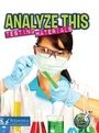 Analyze This: Testing Materials cover