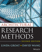 Architectural Research Methods, ed. 2