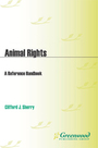 Animal Rights, ed. 2: A Reference Handbook cover