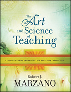 The Art and Science of Teaching: A Comprehensive Framework for Effective Instruction image