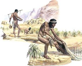 HOHOKAM - The Hohokam people were resourceful farmers.