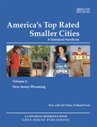 Americas Top-Rated Smaller Cities, 2012/13, ed. 9: A Statistical Handbook