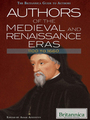 Authors of the Medieval and Renaissance Eras: 1100 to 1660 cover
