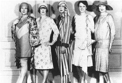 1920s Fashion Articles Flapper Fashions of The 1920s