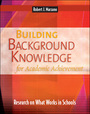 Building Background Knowledge for Academic Achievement: Research on What Works in Schools cover