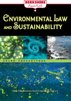 Environmental Law and Sustainability