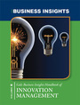 Gale Business Insights Handbook of Innovation Management cover