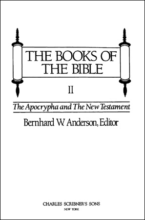 cover of The Books of the Bible