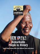 Remarkable People in History: Learn about famous lives from different times and places image