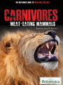 Carnivores: Man-Eating Mammals cover