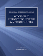 Accounting Applications, Systems & Methodologies