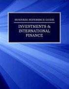 Investments & International Finance
