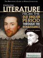 English Literature from the Old English Period Through the Renaissance cover