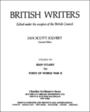 British Writers, Vol. 7 cover