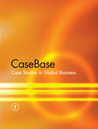 CaseBase, Vol. 2: Case Studies in Global Business cover