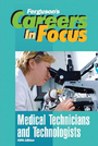 Medical Technicians and Technologists, ed. 5 cover