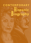 Contemporary Hispanic Biography, Vol. 1 cover