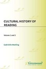 Cultural History of Reading cover