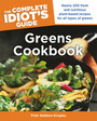 The Complete Idiots Guide to Greens Cookbook cover