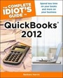 The Complete Idiots Guide to QuickBooks 2012 cover