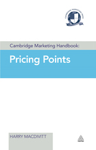 Cambridge Marketing Handbook: Pricing Points
