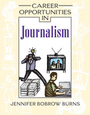 Career Opportunities in Journalism cover