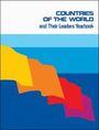 Countries of the World and Their Leaders Yearbook 2008 cover