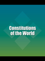 Constitutions of the World, ed. 3 cover