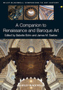 A Companion to Renaissance and Baroque Art cover