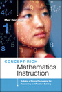 Concept-Rich Mathematics Instruction: Building a Strong Foundation for Reasoning and Problem Solving cover