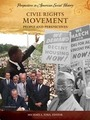 Civil Rights Movement: People and Perspectives cover