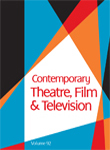 Contemporary Theatre, Film and Television, Vol. 1 cover