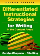 Differentiated Instructional Strategies for Writing in the Content Areas, ed. 2