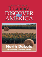 North Dakota: The Peace Garden State image