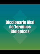 Diccionario Akal de Terminos Biologicos
