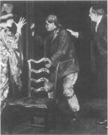 A scene from the original 1914 production