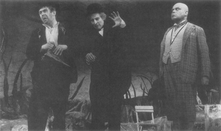A scene from the 1955 production in London