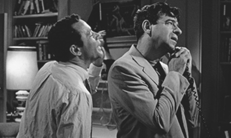Jack Lemmon and Walter Matthau star in the 1968 version of The Odd Couple