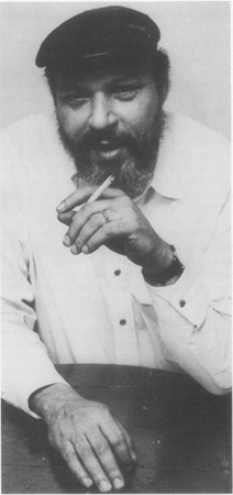 August Wilson in 1989