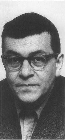 Peter Weiss in 1966