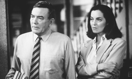 Albert Finney and Greta Scacchi in the 1994 adaptation of the The Browning Version