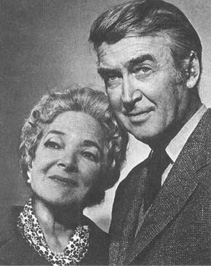A 1970 playbill cover for Harvey featuring actors Helen Hayes and Jimmy Stewart, who starred in the Anta Theatres 1970 production of the Pulitzer Prize-winning play