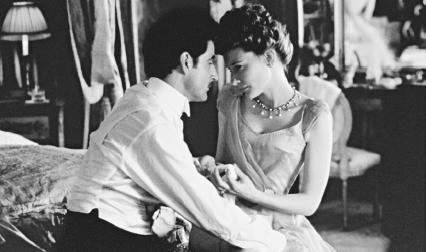 Jeremy Northam and Cate Blanchett in a 1998 film version of An Ideal Husband