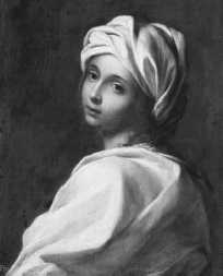 Portrait of Beatrice Cenci, by Guido Reni, c. 1662  Araldo de LucaCorbis
