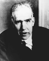 Physicist Niels Bohr  Corbis