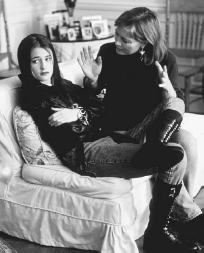 Mother and daughter arguing  Ariel SkelleyCorbis