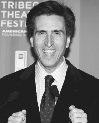 Paul Rudnick Photo by Frank Micelotta. Getty Images